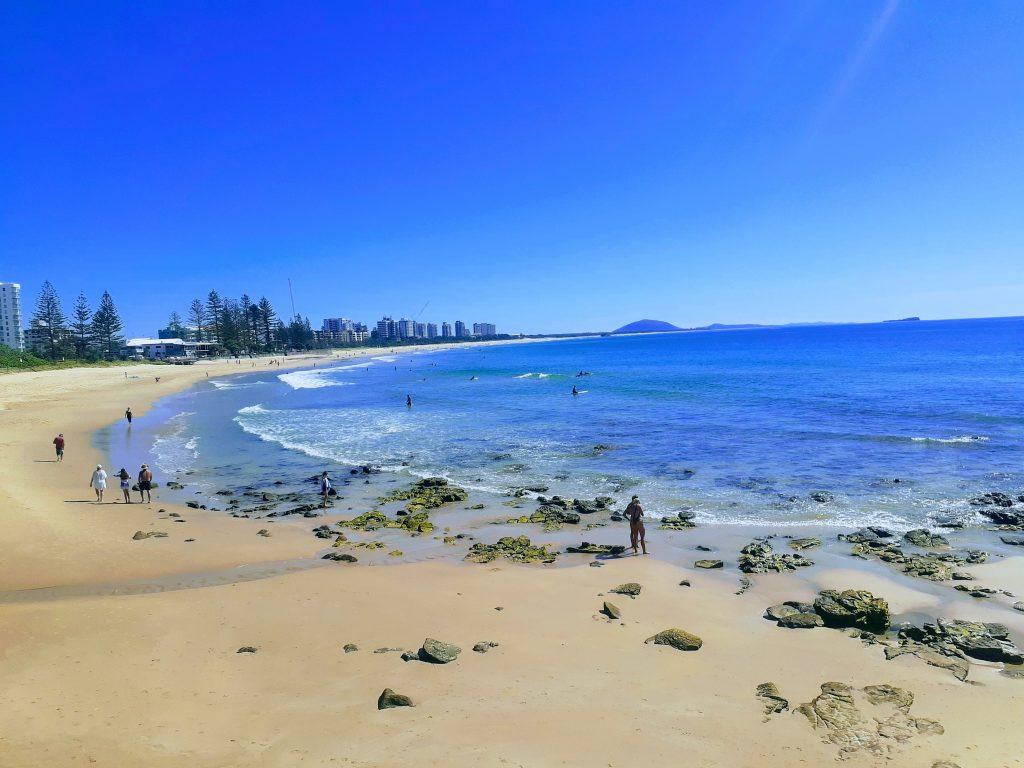 Check out Beach Scenes review of Alexandra Headlands Beach