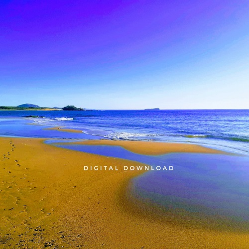 This Cotton Tree Beach Photo is one of many wallpaper downloads for your electronic device I offer at my Etsy Store
