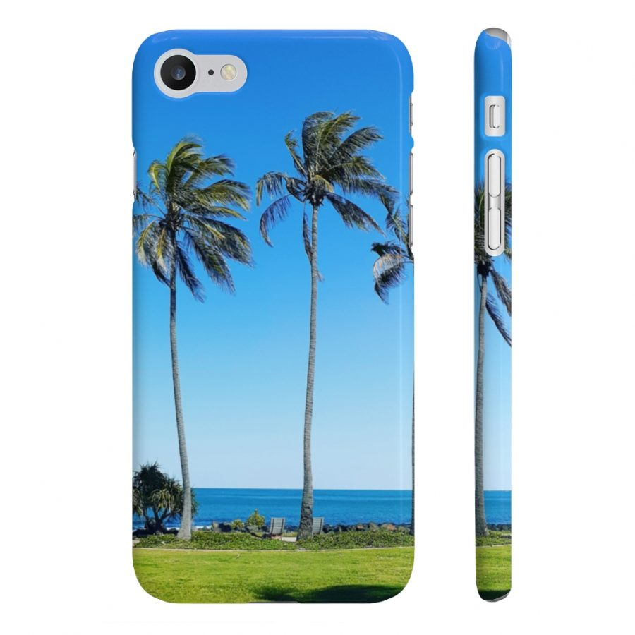 This Wpaps Phone Case Palm Trees is available to buy online from the Beach Scenes store!