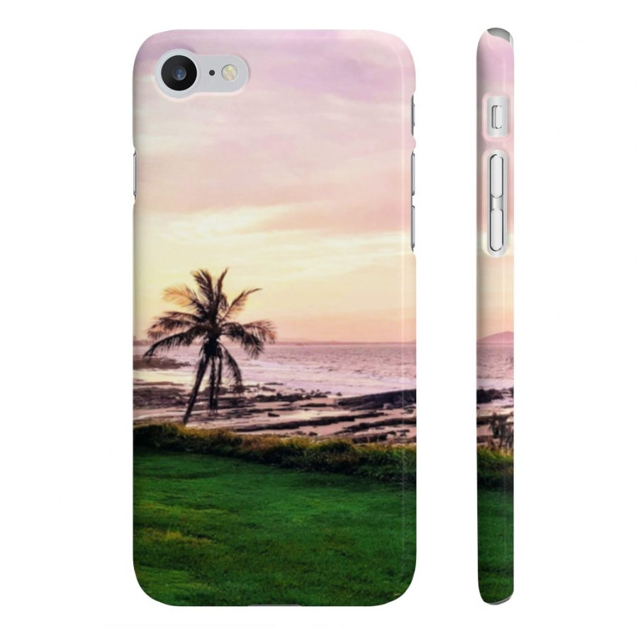 This Wpaps Phone Case Beach Sunset is one of many mobile phone covers you can buy from Beach Scenes store!
