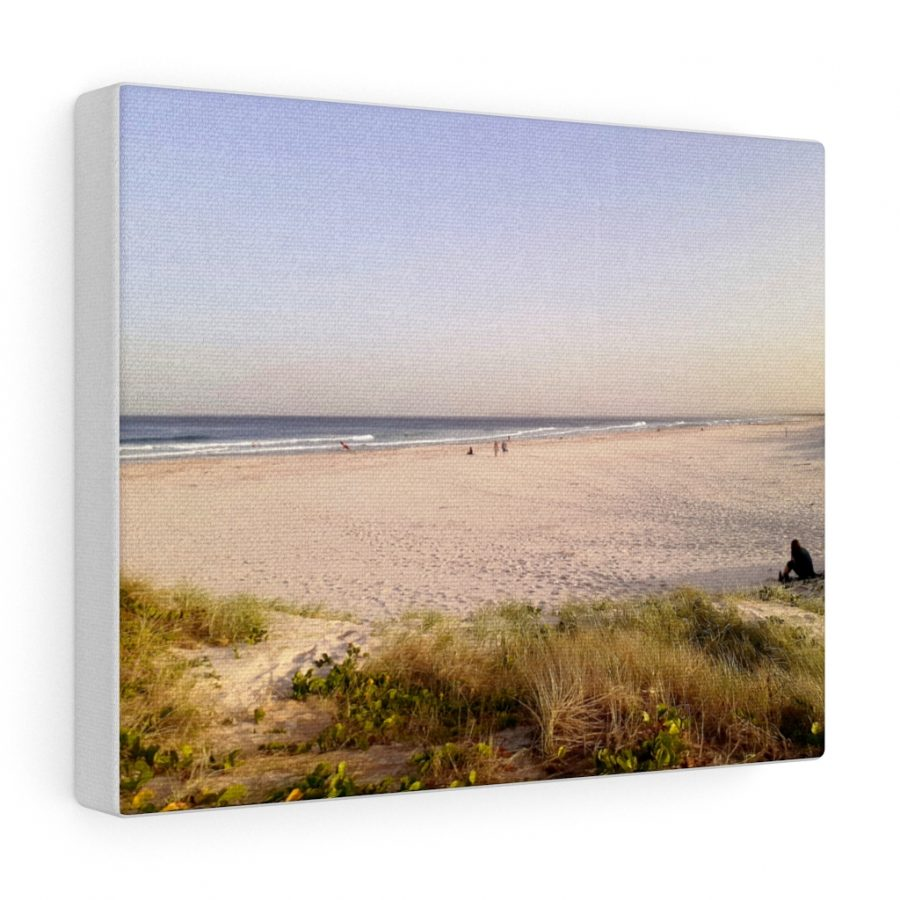 This Serene Beach Photo Canvas is available to buy at the Beach Scenes online store.