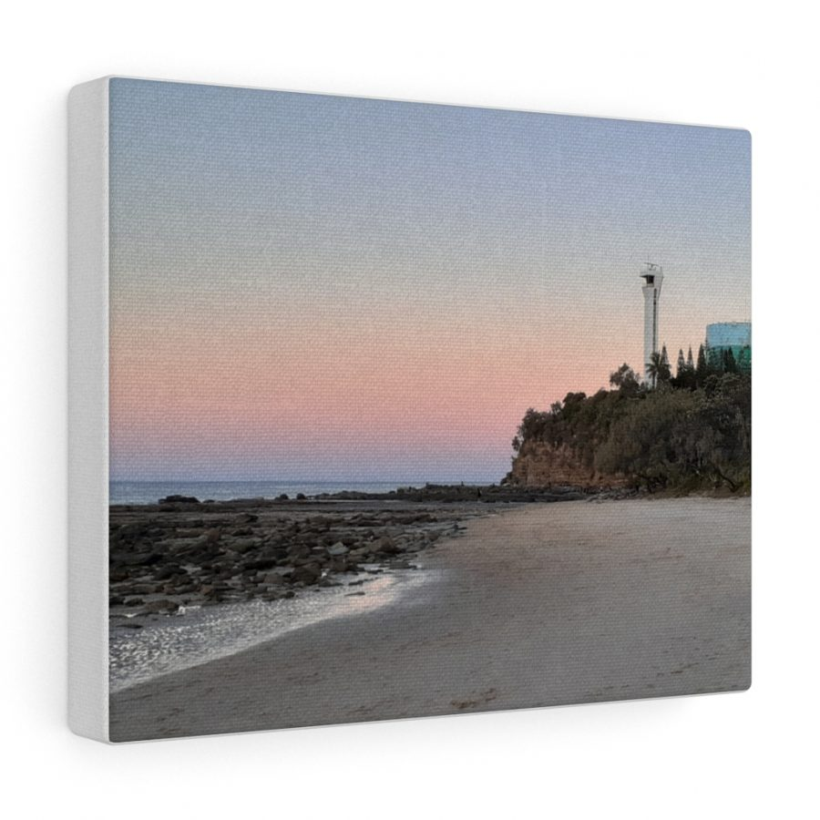 This Beach Lighthouse Canvas is one of an awesome range of beach themed wall art you can buy from the Beach Scenes online store!