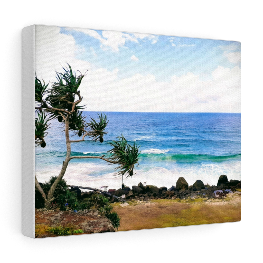 This Crashing Waves at Coolangatta is one of many cool beach wall art pieces we have available for you to buy for your home decor.