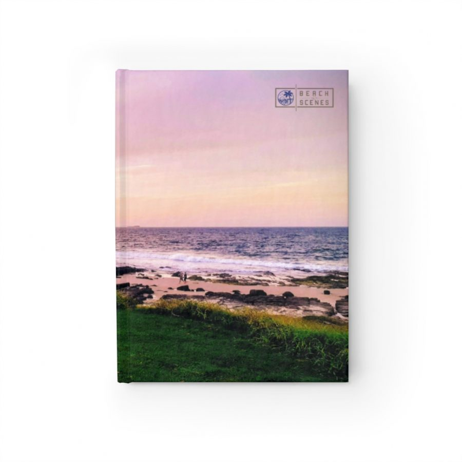 This Beach Sunset Journal is one of many beach themed products you can buy at the Beach Scenes online store.