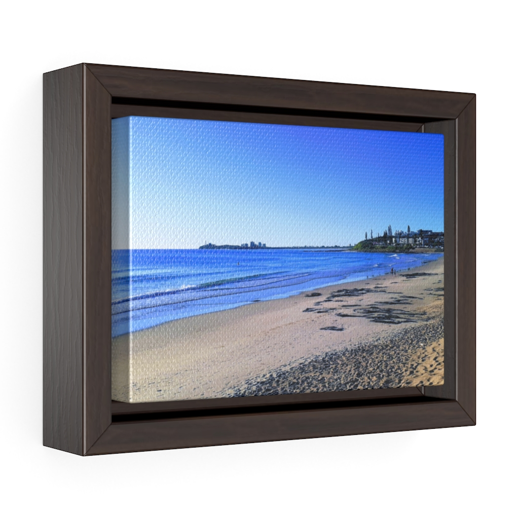 This Blue Ocean Sky Framed Canvas is one of many cool beach wall art pieces we have available for you to buy for your home decor.