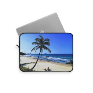 This Palm Tree Laptop Sleeve is available to buy from the Beach Scenes online store.