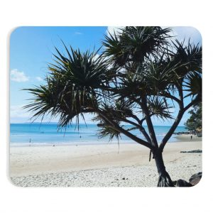 This Ocean Pandanus Tree Mousepad is one of a range of beach themed products you can buy at the Beach Scenes online store..