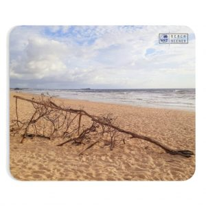 This Driftwood at the Beach Mousepad is one of a range of cool beach themed products you can buy from the Beach Scenes online store.