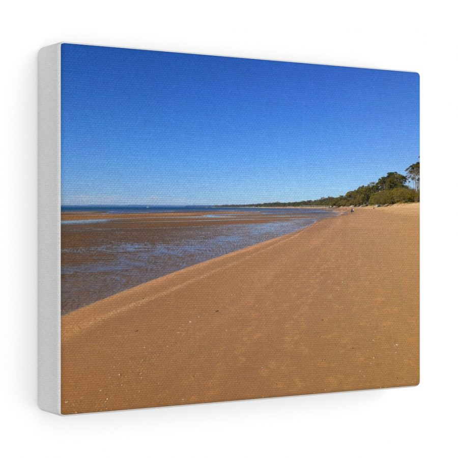 This Golden Sandy Beach Canvas is available to buy from the Beach Scenes online store!