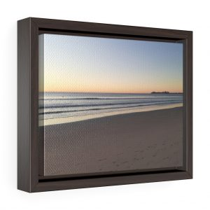 This Alexandra Headlands Beach Sunrise Canvas is available to buy from the Beach Scenes online store.