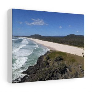 This Cabarita Beach Canvas is available to buy from the Beach Scenes online store.