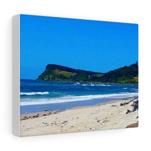 This Lennox Head Canvas is available to buy from the Beach Scenes online store.