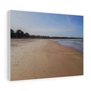 This Iluka Beach Canvas is available to buy from the Beach Scenes online store.