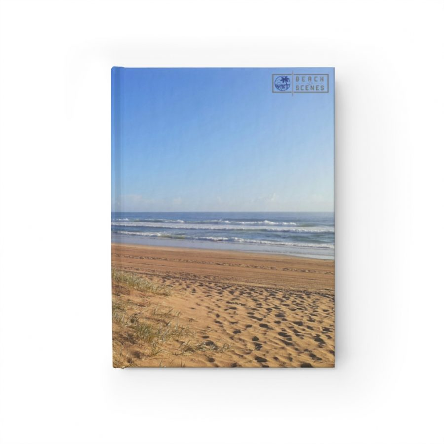 This Minimalist Beach Journal is available to buy from the Beach Scenes online store.