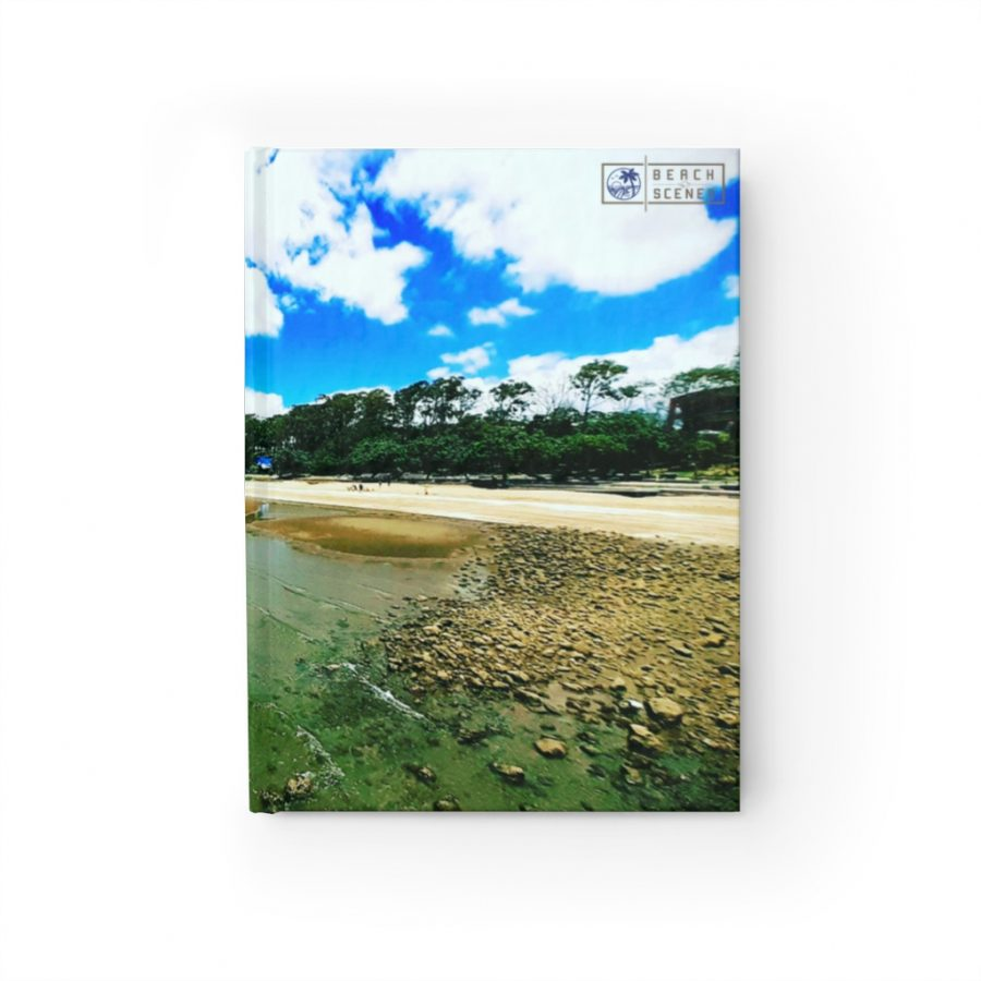 This Shorncliffe Beach Journal is available to buy from the Beach Scenes online store.