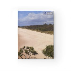 This Ballina Beach Beach Journal is available to buy from the Beach Scenes online store.