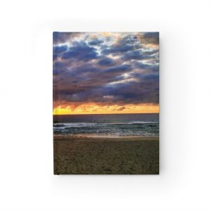 This Storm Clouds at Mudjimba Beach Journal is available to buy from the Beach Scenes online store.