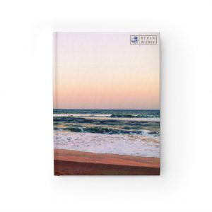 This Sunset Colours on Beach Journal is available to buy from the Beach Scenes online store.