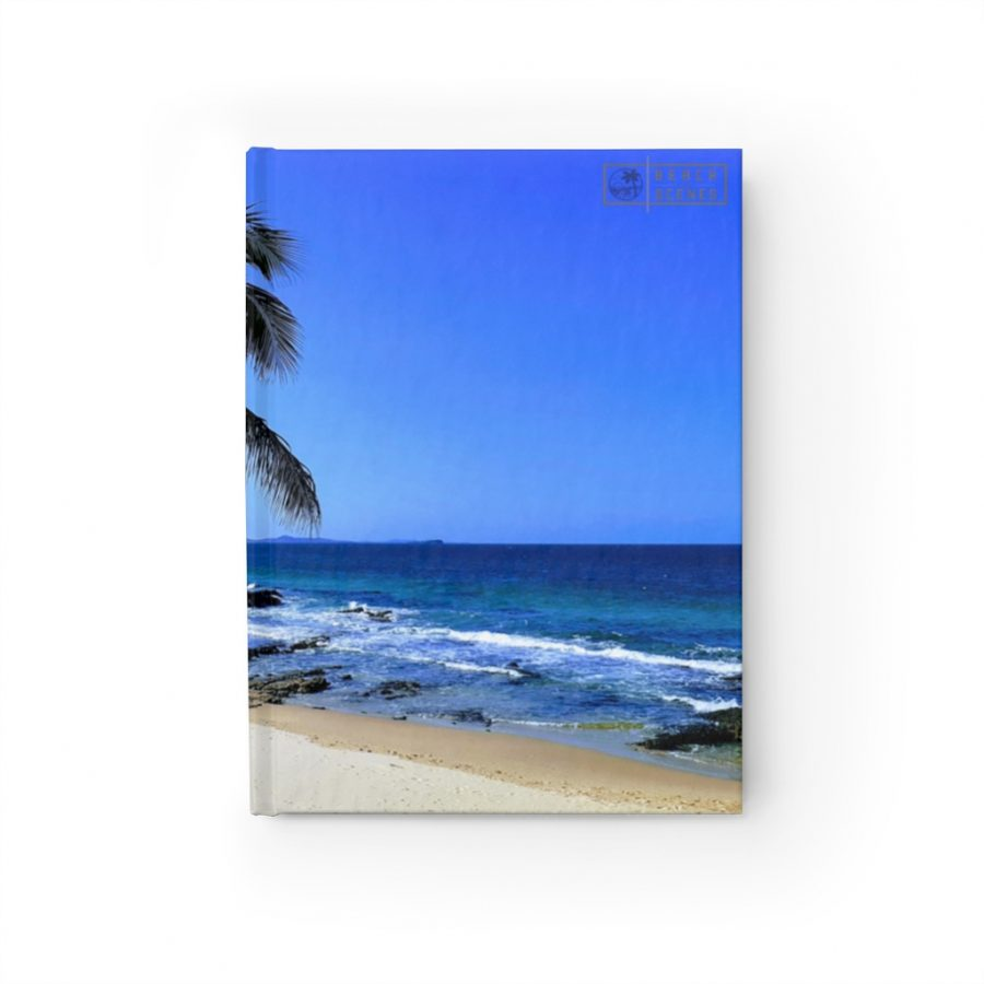 This Palm Tree at Mooloolaba Journal is available to buy from the Beach Scenes online store.