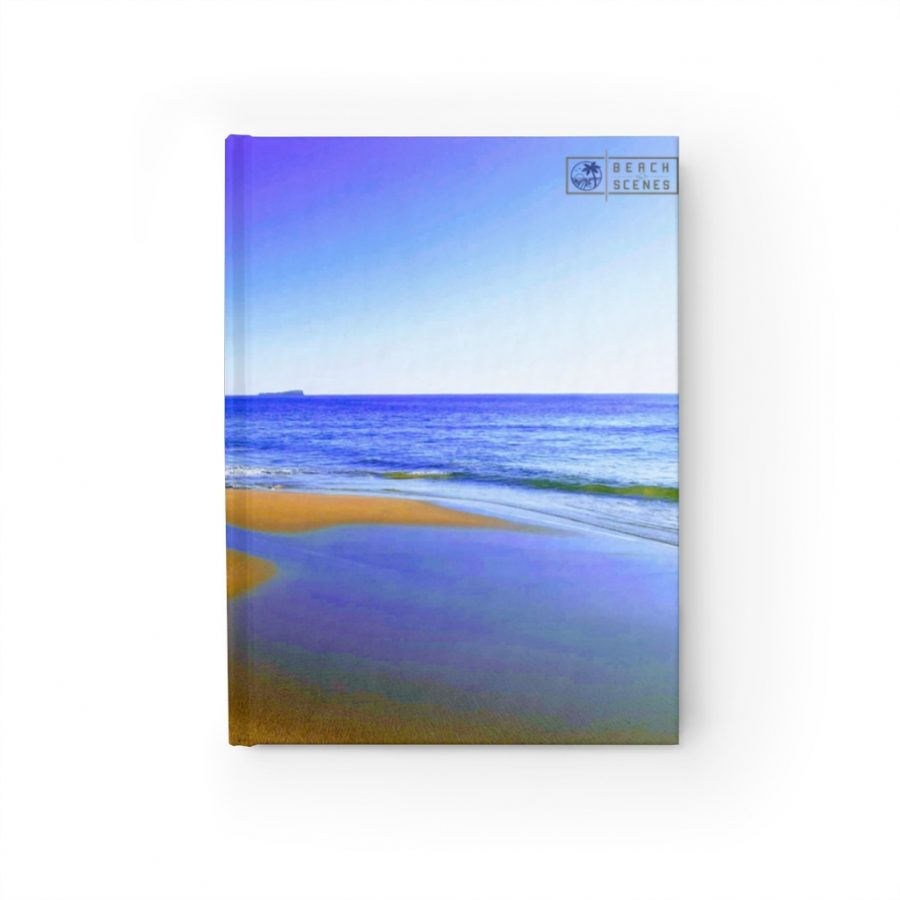 This Beach Scenes Journal is available to buy from the Beach Scenes online store.