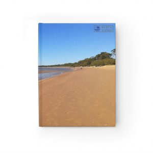 This Hervey Bay Beach Journal is available to buy from the Beach Scenes online store.