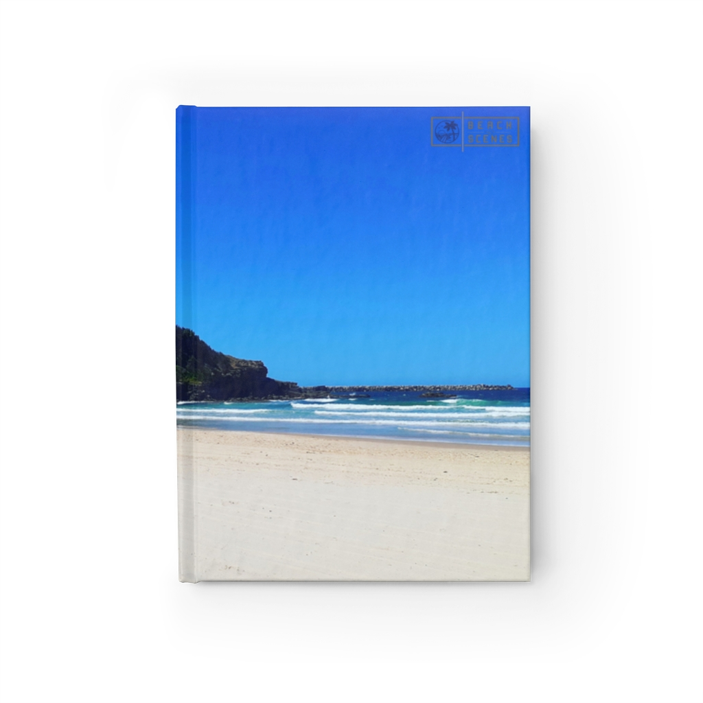 This Yamba Main Beach Wall Clock is available to buy from the Beach Scenes online store.