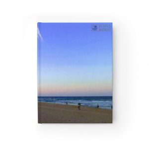 This Dickie Beach Journal is available to buy from the Beach Scenes online store.