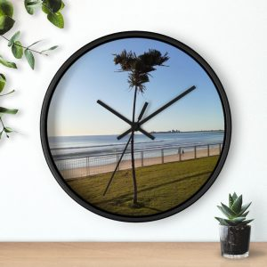 This Casuarina Tree Wall Clock is available to buy from the Beach Scenes online store.