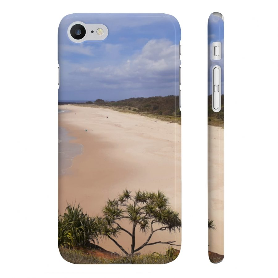 This Phone Case Ballina Beach is available to buy from the Beach Scenes online store.