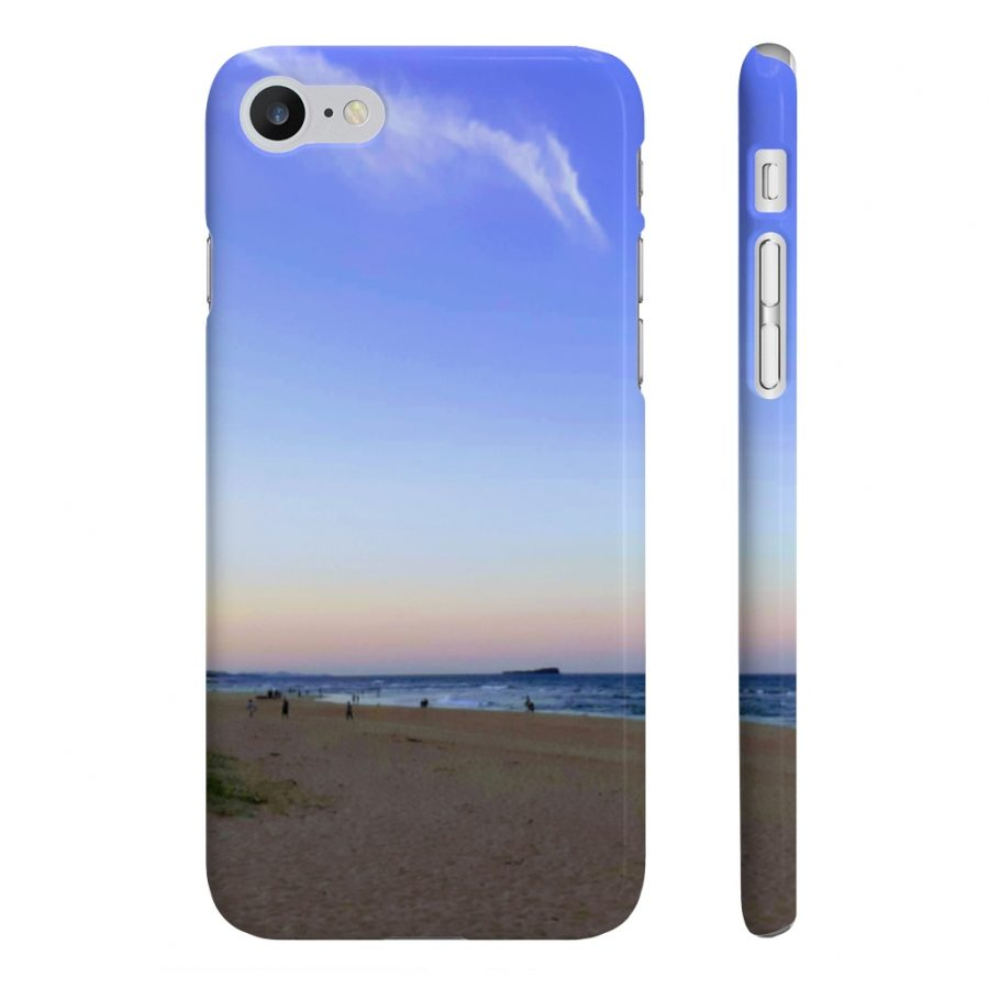This Phone Case Pterodactyl Cloud is available to buy from the Beach Scenes online store.