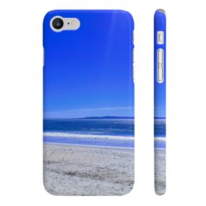 This Phone Case Blue Sky Shades is available to buy from the Beach Scenes online store.