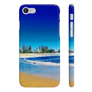 The Phone Case Alex Headlands Beach is available to buy from the Beach Scenes online store.