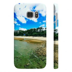 This Phone Case Shorncliffe Beach is available to buy from the Beach Scenes online store.