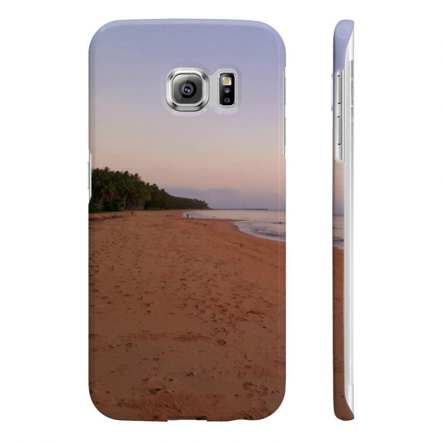 This Phone Case Palm Cove Beach is available to buy from the Beach Scenes online store.
