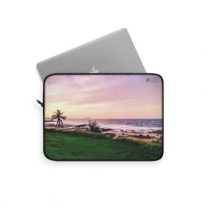 This Sunset Beach Laptop Sleeve is available to buy from the Beach Scenes online store.