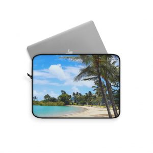 This Airlie Beach Laptop Sleeve is available to buy from the Beach Scenes online store.