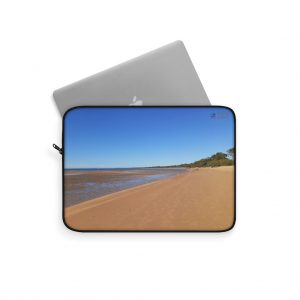 This Hervey Bay Laptop Sleeve is available to buy from the Beach Scenes online store.