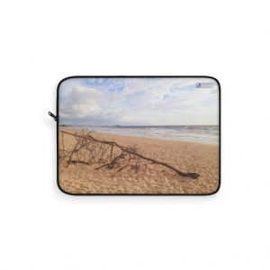 This Driftwood at Beach Laptop Sleeve is available to buy from the Beach Scenes online store.
