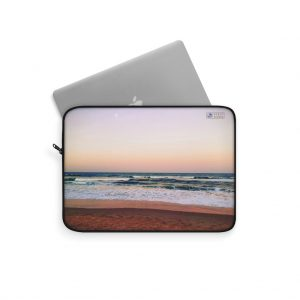 This Sunset Colours on Beach Laptop Sleeve is available to buy from the Beach Scenes online store.