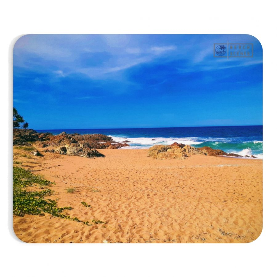 This Chinamans Beach Mousepad is available to buy from the Beach Scenes online store.