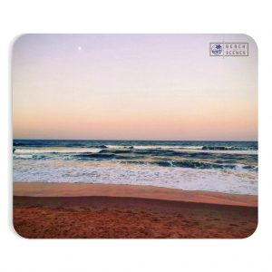 This Sunset Colours on the Beach Mousepad is available to buy from the Beach Scenes online store.