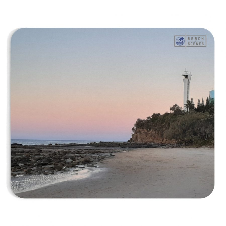 This Point Cartwright Lighthouse Mousepad is available to buy from the Beach Scenes online store.