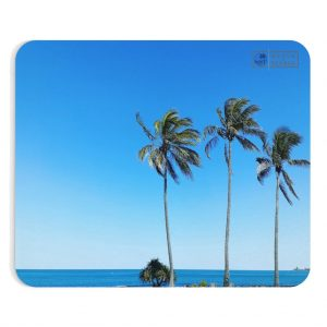 This Palm Trees at Bagara Beach Mousepad is available to buy from the Beach Scenes online store.