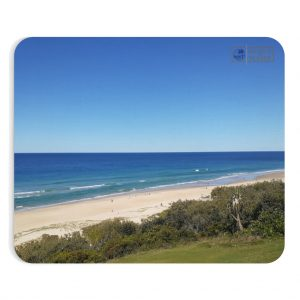 This Sunrise Beach View Mousepad is available to buy from the Beach Scenes online store!