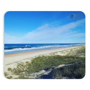 This Ocean View at Kawana Beach Mousepad is available to buy from the Beach Scenes online store.