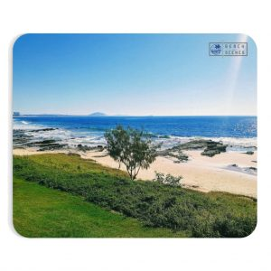 This Mooloolaba Beach View Mousepad is available to buy from the Beach Scenes online store.