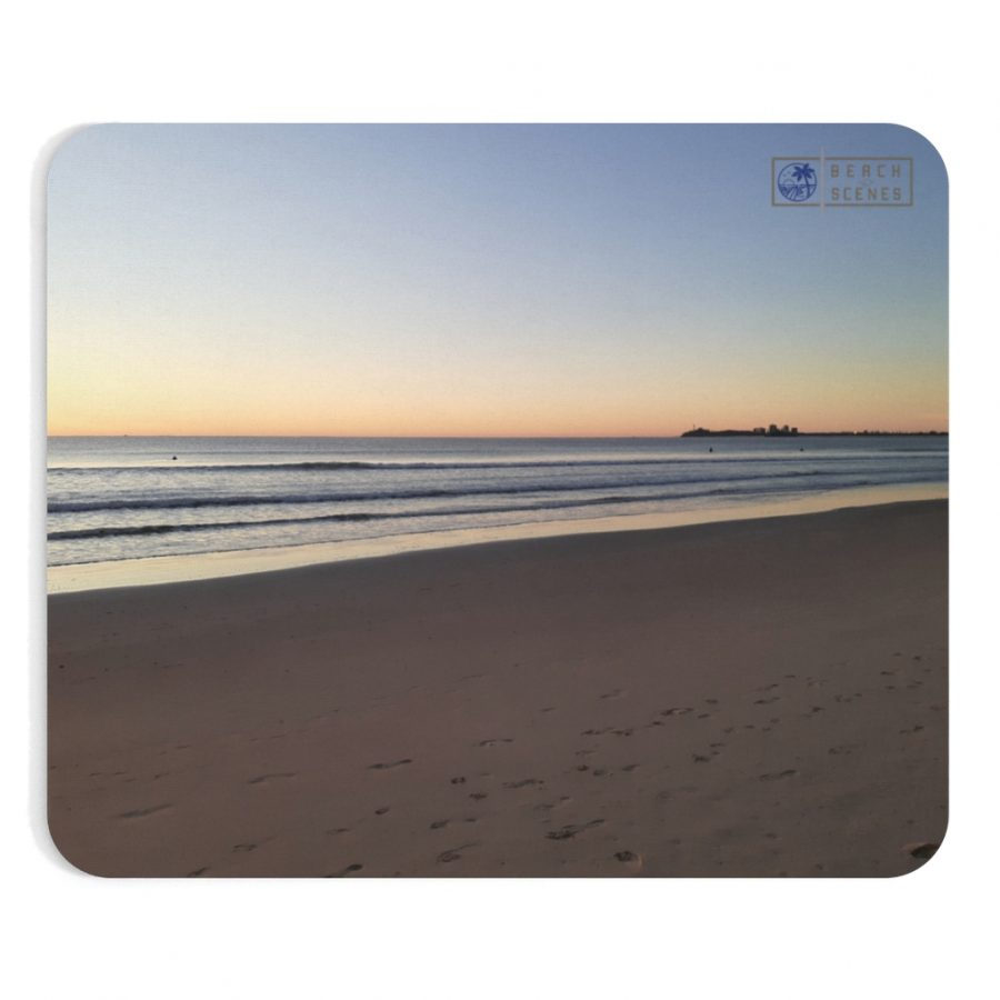 This Alex Headlands Beach Sunrise Mousepad is available to buy from the Beach Scenes online store.