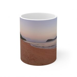 This Four Mile Beach Ceramic Mug is available to buy from the Beach Scenes online store.