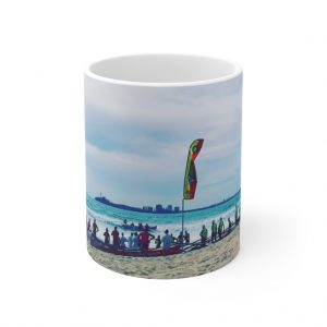 This Surf Lifesaving Competition Ceramic Mug is available to buy from the Beach Scenes online store!
