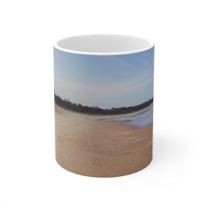 This Iluka Beach Ceramic Mug is available to buy from the Beach Scenes online store!
